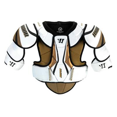 Front (Warrior Bonafide Shoulder Pads)