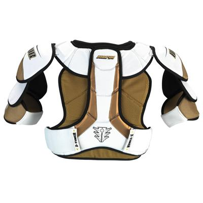 Back (Warrior Bonafide Shoulder Pads)