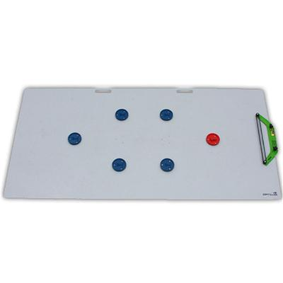 One Size (EZPuck Ultimate Shooting Board Combo w/Onetimer [OFF ICE])