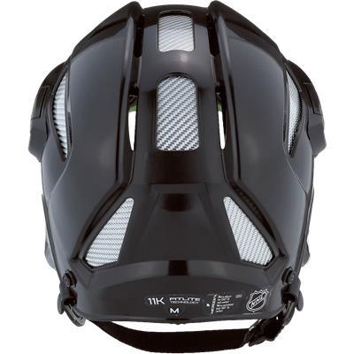 Back View (Reebok 11K Hockey Helmet)