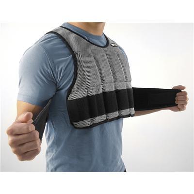 Vest closure system (SKLZ Weighted Vest)
