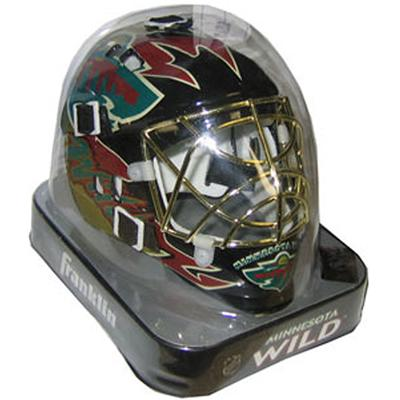 Minnesota Wild (Franklin NHL Team Mini Goalie Mask)