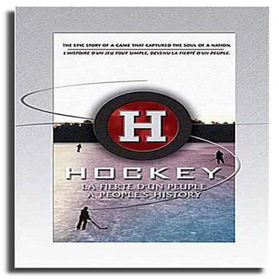 Hockey A Peoples History DVD