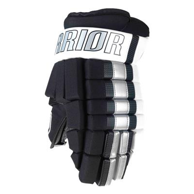 Black/White (Warrior Franchise Gloves - Junior)