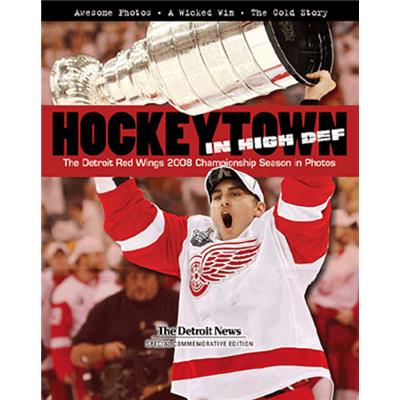 One Size (Hockeytown in High Def: Detroit Red Wings 2008 Championship Season)