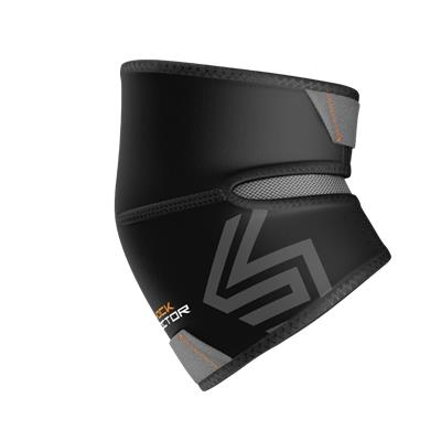 Senior (Shock Doctor 829 Elbow Compression Sleeve with Compact Coverage - Senior)