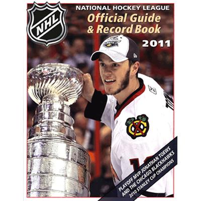 One Size (2011 NHL Official Guide & Record Book)