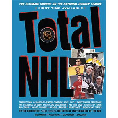 One Size (Total NHL: The Ultimate Source on the National Hockey League)