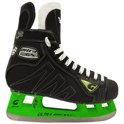 Green (Graf CUSTOM Ultra G5 XI Ice Skates)