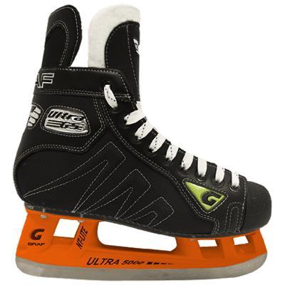 Orange (Graf CUSTOM Ultra G5 XI Ice Skates)