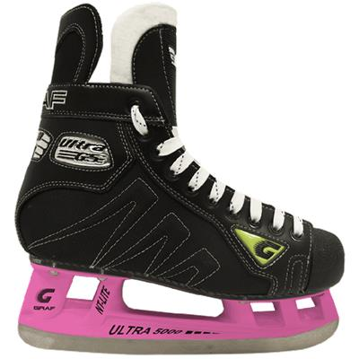 Pink (Graf CUSTOM Ultra G5 XI Ice Skates)