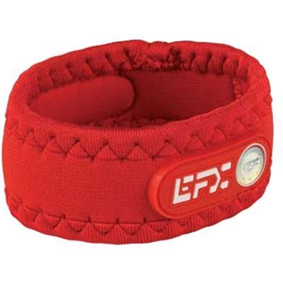 Red/White (EFX Neoprene Sport Wristband)