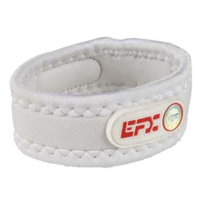 White/Red (EFX Neoprene Sport Wristband)