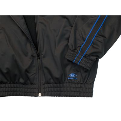 Well Executed Details Set This Jacket Apart (Easton Track Jacket)