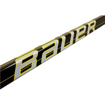 Middle of Shaft (Bauer Supreme One30 LE Composite Stick)