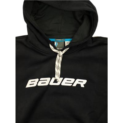Bauer Embroidery Applique Adds A Premium Touch (Bauer Premium Pullover Hoody)