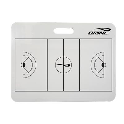 Full Field Side (Brine Women's Lacrosse Dry Erase Board)
