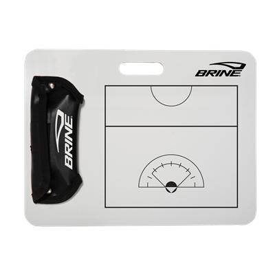 Half Field Side (Brine Women's Lacrosse Dry Erase Board)