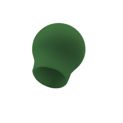 Green *Color of Green May Vary (Brine Sphere End Cap)