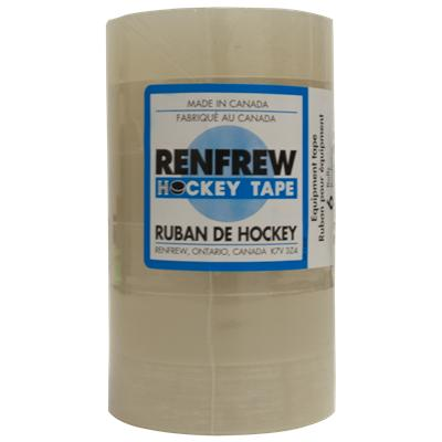 Clear (Renfrew Six Pack Clear Tape)