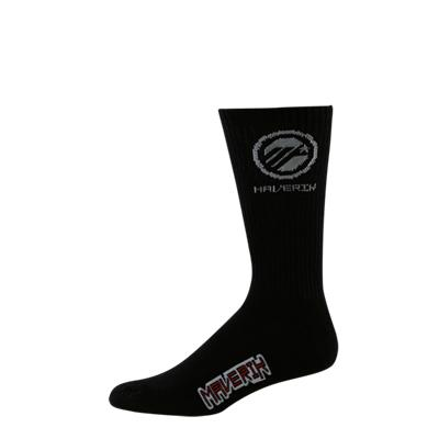 Black (Maverik DNA Crew Socks)
