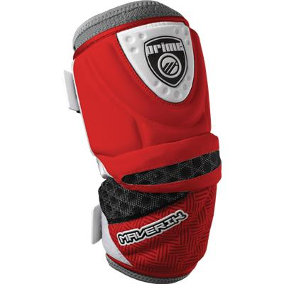 Red (Maverik Prime Arm Pads)