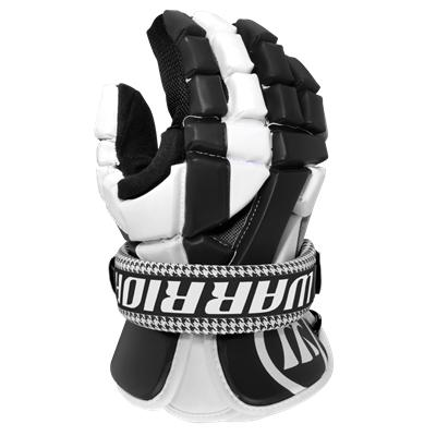 Black *Glove Not Included (Warrior Riot Cuff [2 Pack] - Houndstooth)