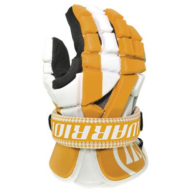 Athletic Gold *Glove Not Included (Warrior Riot Cuff [2 Pack] - Houndstooth)