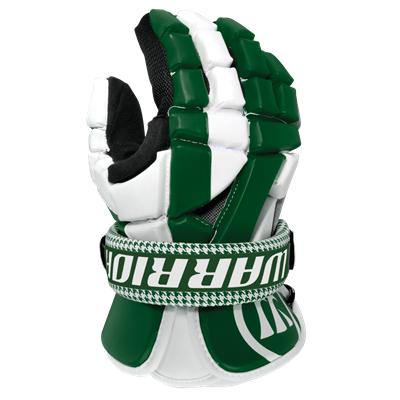 Forest Green *Glove Not Included (Warrior Riot Cuff [2 Pack] - Houndstooth)