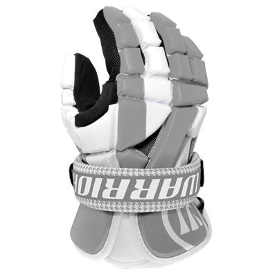 Grey *Glove Not Included (Warrior Riot Cuff [2 Pack] - Houndstooth)