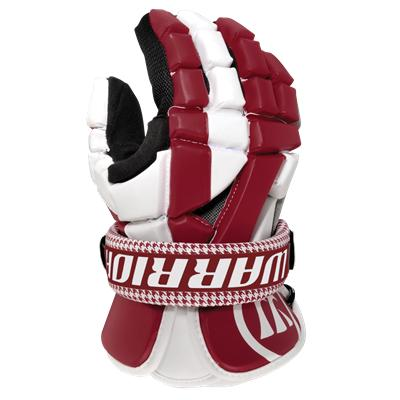 Maroon *Glove Not Included (Warrior Riot Cuff [2 Pack] - Houndstooth)
