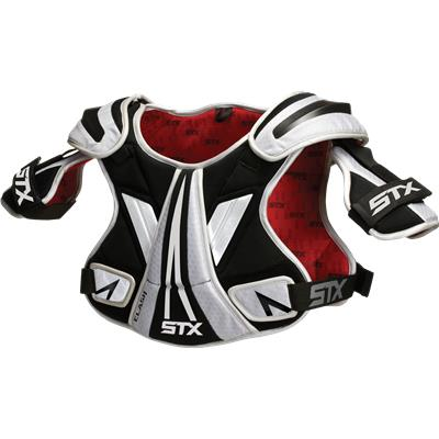 Superb Protection For Developing Players (STX Clash Shoulder Pads)