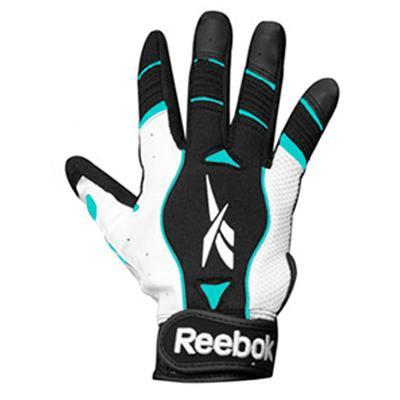 White/Teal (Reebok 7K Gloves)