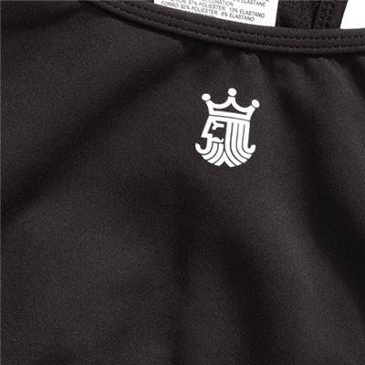 Detail Of Logo On Sports Bra (Brine Essential Sports Bra)