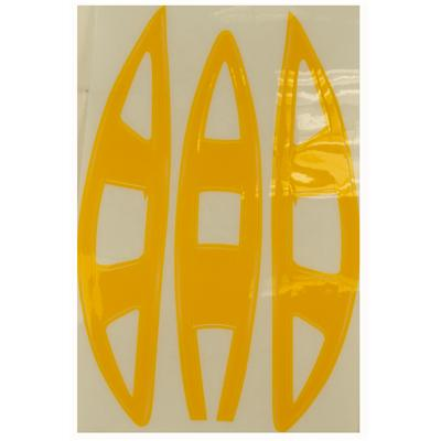 Athletic Gold (Cascade Vent Helmet Decal - CPX-R)