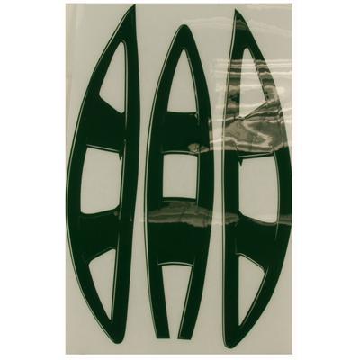 Green (Cascade Vent Helmet Decal - CPX-R)