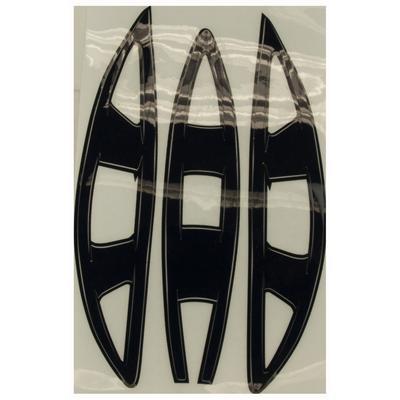 Navy (Cascade Vent Helmet Decal - CPX-R)