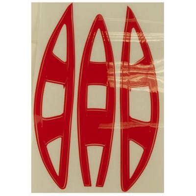 Scarlet (Cascade Vent Helmet Decal - CPX-R)