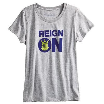 Heather Grey (Brine Reign On Tee Shirt)