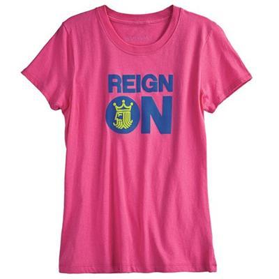 Pink Shock (Brine Reign On Tee Shirt)