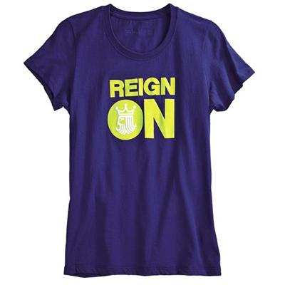 Royal (Brine Reign On Tee Shirt)