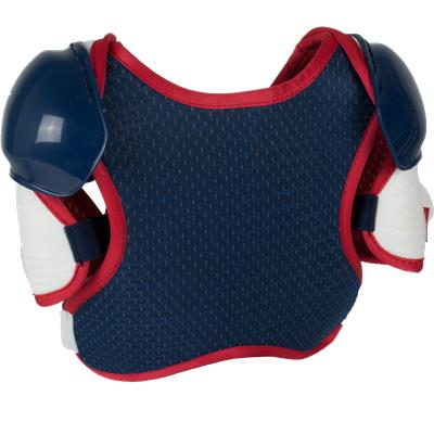 Back View (Reebok USA Hockey Learn To Play Shoulder Pads)