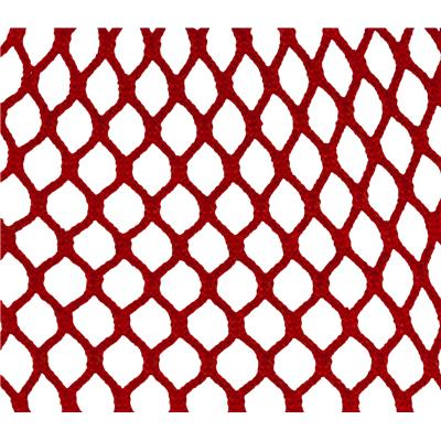 Red (Jimalax Hard Traditional Goalie Mesh)