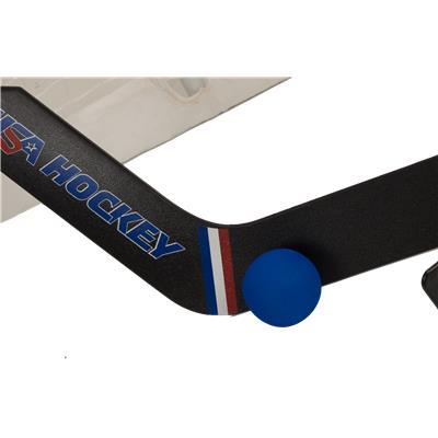 Included Goalie Stick (USA Hockey Pro Style Mini Hockey Set)