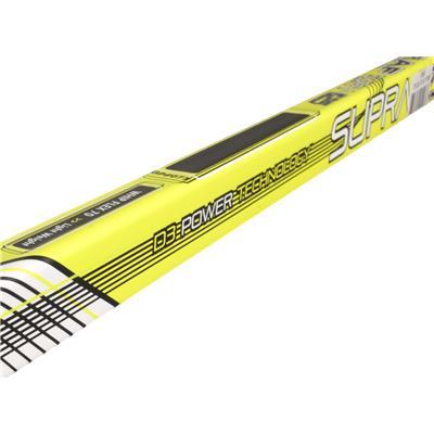 graf supra g25 grip composite stick senior pure hockey. Black Bedroom Furniture Sets. Home Design Ideas