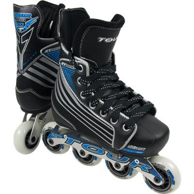 Tour Zt Adjustable Inline Hockey Skates