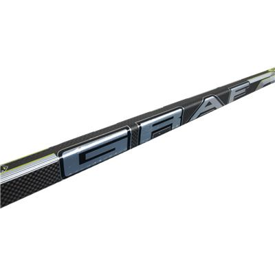 Graf Wordmark Logo (Graf Ultra G75 Grip Composite Stick)