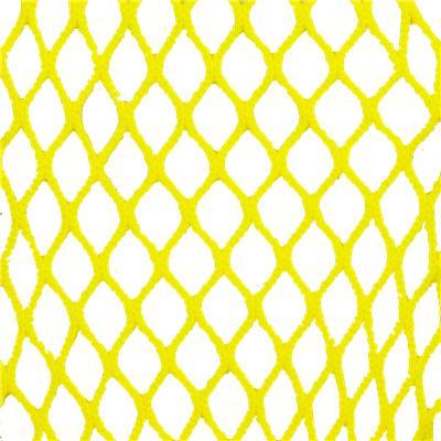 Neon Yellow (Jimalax 12 Diamond Goalie Mesh)