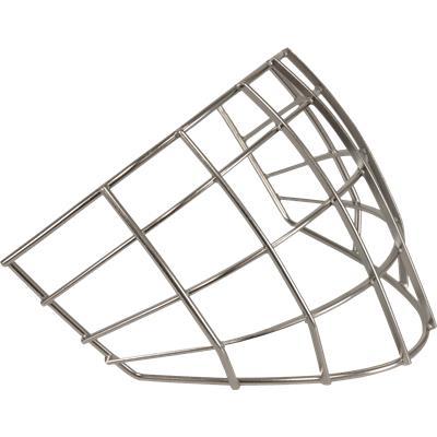 Quarter View (Vaughn 7700 Straight Bar Goalie Cage)