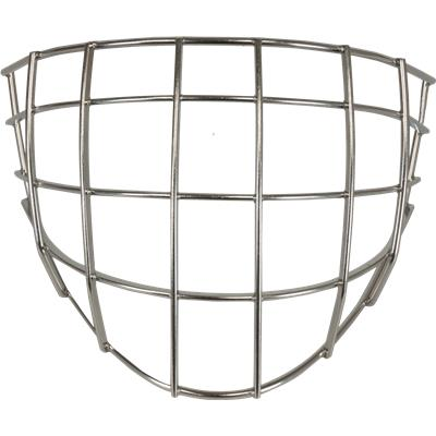 Front View (Vaughn 7700 Straight Bar Goalie Cage)